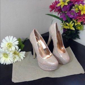 Anne Michelle Platform Stilettos